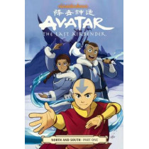 Avatar - The Last Airbender 1: North and South by Nickelodeon, 9780606394680