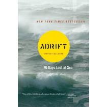 Adrift by Steven Callahan, 9780618257324
