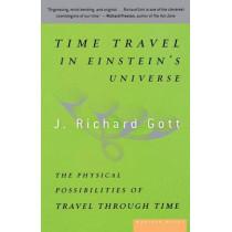 Time Trvl in Einstein Universe by Gott, 9780618257355