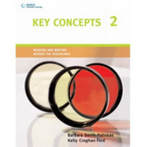 Key Concepts 2: Reading and Writing Across the Disciplines by Barbara Smith-Palinkas, 9780618474622