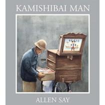 Kamishibai Man by Allen Say, 9780618479542