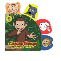 Curious George Hide-and-seek Bb by H,a Rey, 9780618891993