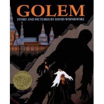 Golem by David Wisniewski, 9780618894246