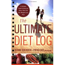 Ultimate Diet Log by Suzanne Schlosberg, 9780618968954
