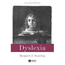 Dyslexia by Margaret J. Snowling, 9780631205746