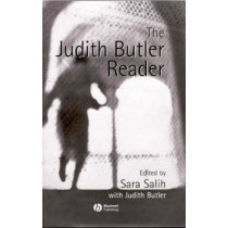 The Judith Butler Reader by Sara Salih, 9780631225942