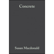 Concrete: Building Pathology by Susan Macdonald, 9780632052516