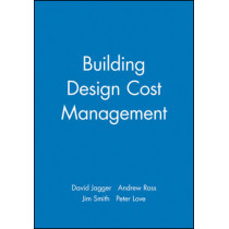 Building Design Cost Management by David Jaggar, 9780632058051