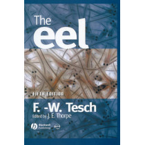 The Eel by Frederich W. Tesch, 9780632063895