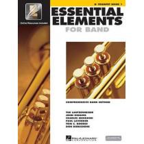 Essential Elements 2000: B Flat Trumpet Book 1 (Book/CD-ROM), 9780634003202