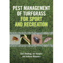 Pest Management of Turfgrass for Sport and Recreation by Gary Beehag, 9780643095144