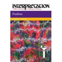Psalms: Interpretation by James Luther Mays, 9780664234393