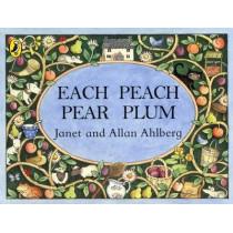 Each Peach Pear Plum by Janet Ahlberg, 9780670882786