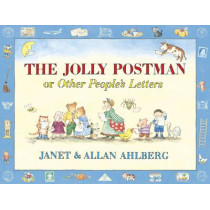 The Jolly Postman or Other People's Letters by Allan Ahlberg, 9780670886241