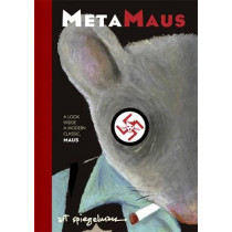 MetaMAUS by Art Spiegelman, 9780670916832