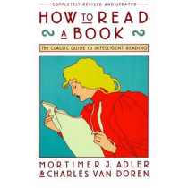 How to Read a Book by Charles Van Doren, 9780671212094