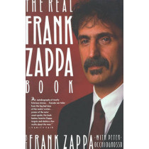 The Real Frank Zappa Book by Frank Zappa, 9780671705725