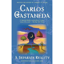 A Separate Reality: Further Conversations with Don Juan by Carlos Castaneda, 9780671732493