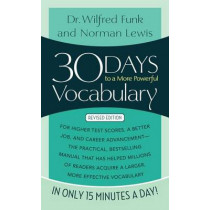 30 Days to a More Powerful Vocabulary by Norman Lewis, 9780671743499