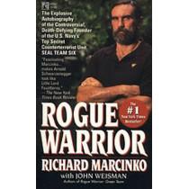 Rogue Warrior by Richard Marcinko, 9780671795931