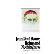 Being and Nothingness: A Phenomenological Essay on Ontology by Jean-Paul Sartre, 9780671867805