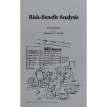 Risk-benefit Analysis by Richard Wilson, 9780674005297