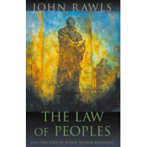 "The Law of Peoples: With ""The Idea of Public Reason Revisited"" by John Rawls, 9780674005426"