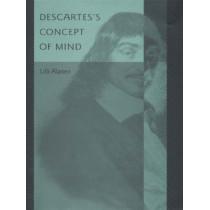 Descartes's Concept of Mind by Lilli Alanen, 9780674010437