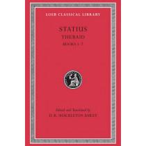 Thebaid: Bk. 1-7 by Publius Papinius Statius, 9780674012080