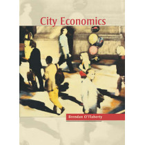 City Economics by Brendan O'Flaherty, 9780674019188