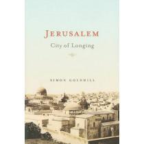 Jerusalem: City of Longing by Simon Goldhill, 9780674034686