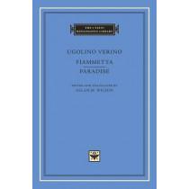 Fiammetta. Paradise by Ugolino Verino, 9780674088627