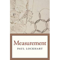 Measurement by Paul Lockhart, 9780674284388