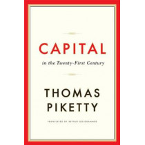Capital in the Twenty-First Century by Thomas Piketty, 9780674430006