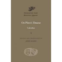 On Plato's <i>Timaeus</i> by Calcidius, 9780674599178