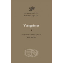Ysengrimus by Jill Mann, 9780674724822