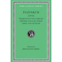 Lives: v. 2 by Plutarch, 9780674990531