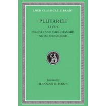 Lives: v. 3 by Plutarch, 9780674990722