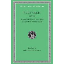 Lives: v. 7 by Plutarch, 9780674991101