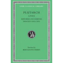 Lives: v. 8 by Plutarch, 9780674991118