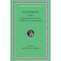 Lives: v. 9 by Plutarch, 9780674991125