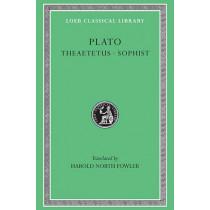 Theaetetus by Plato, 9780674991378
