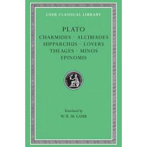 Charmides by Plato, 9780674992214
