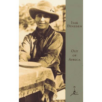 Out of Africa by Isak Dinesen, 9780679600213
