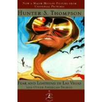 Fear and Loathing in Las Vegas by Hunter S. Thompson, 9780679602989