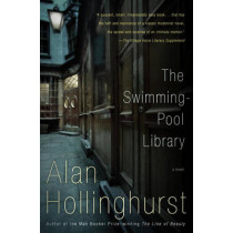 The Swimming-Pool Library by Alan Hollinghurst, 9780679722564