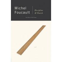 Discipline & Punish by Michel Foucault, 9780679752554