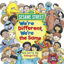 We're Different, We're the Same: Sesame Street by Bobbi Kates, 9780679832270