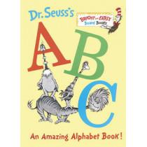 Dr. Seuss's ABC: An Amazing Alphabet Book by Dr. Seuss, 9780679882817
