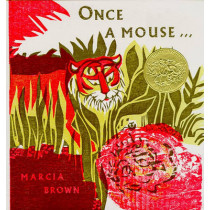 Once a Mouse by Marcia Brown, 9780684126623